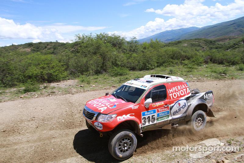 Welke Nederlander won in zijn klasse de proloog van Dakar 2016?