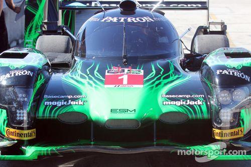 Extreme Speed Motorsports HPD ARX-04b görünüm tanıtımı