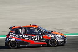#217 Modena Motorsports Renault X-85 Cup: Wayne Shen, Michael Soeryadjaya, Francis Tjia, Marcel Tjia