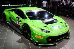 Der Lamborghini Huracan GT3