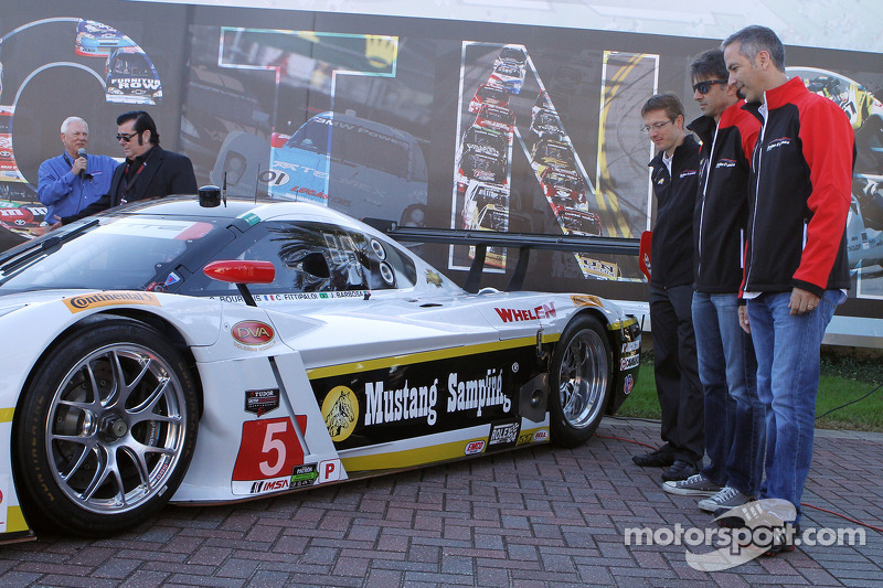 Un nuovo sponsor per Action Express Racing