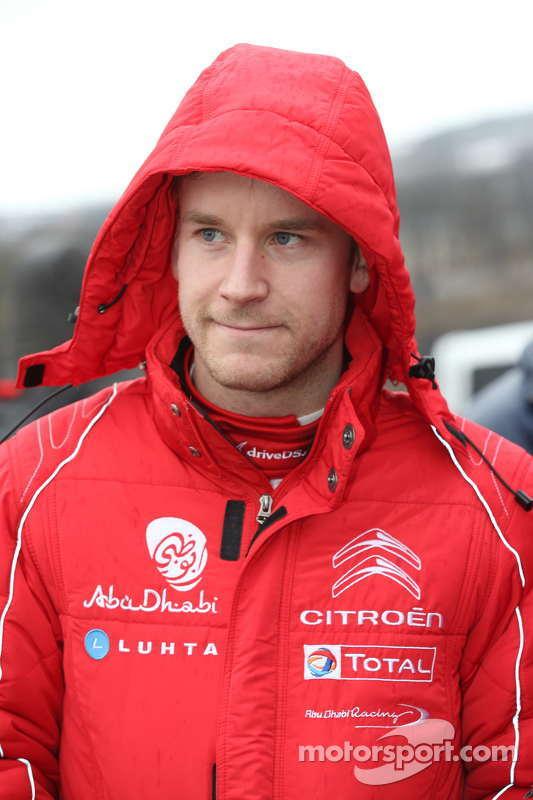 Медс Остберг, Citroën Total Abu Dhabi World Rally Team