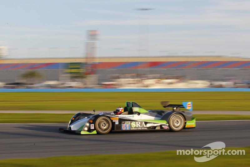 #61 BAR1 Motorsports Oreca FLM09: Мартін Плоумен, Марк Драмграйт, Ivo Breukers, Shelby Blackstock, Remo Ruscitti