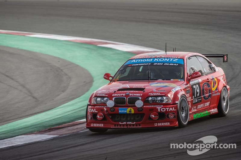 #79 DUWO Racing BMW M3: Jean-Marie Dumont, Maurice Faber, Thierry Chkondali, Frédéric Schmit, Nicola