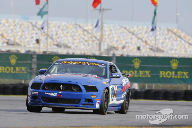 #2 Jim Click Racing Mustang Boss 302R: Mike McGovern, Jim Click