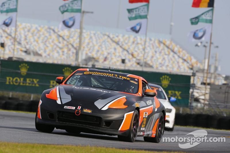 #29 Tim Bell Racing, Nissan 370Z