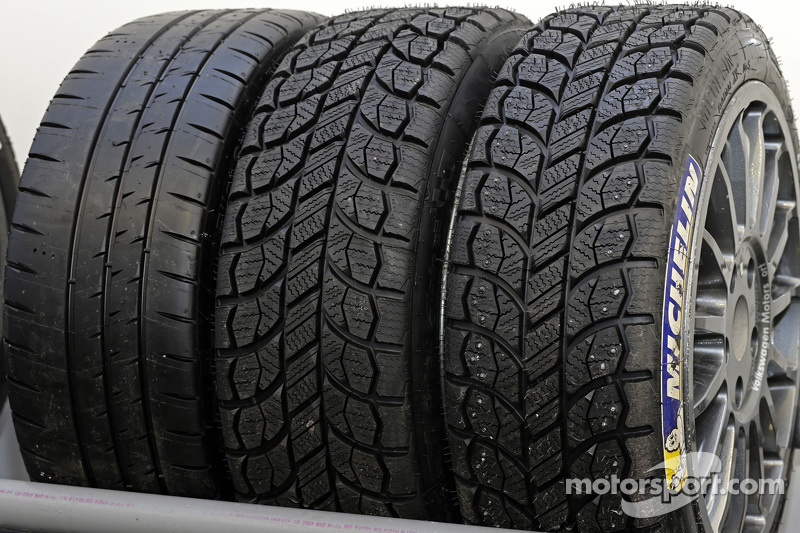Michelin tire details