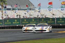 # 23 ميلر موتوركارز فيراري 458: كارلوس كوندي