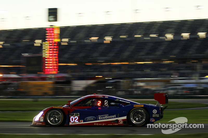 #02 Chip Ganassi Ford/Riley: Scott Dixon, Kyle Larson, Jamie McMurray, Tony Kanaan