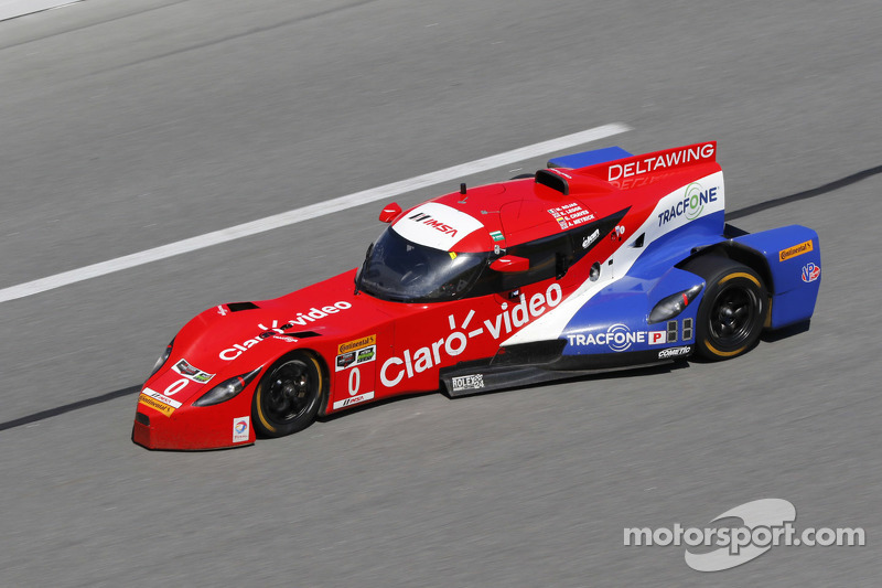 #0 DeltaWing Racing Cars, DWC13: Katherine Legge, Memo Rojas, Gabby Chaves, Andy Meyrick