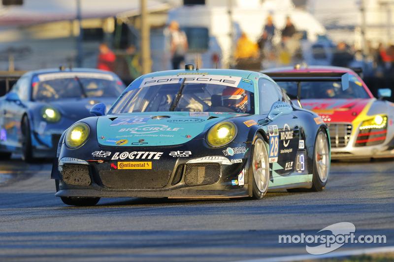 #28 Konrad Motorsport, Porsche 911 GT Americas: Lance Willsey, Christian Engelhart, Klaus Bachler, C
