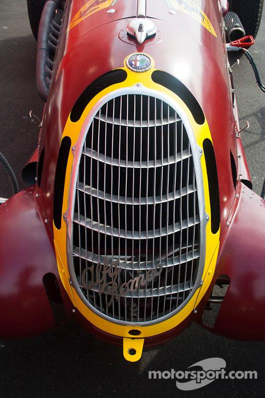 1935 Alfa Romeo Tipo 8C-35