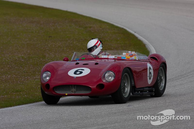 1957 玛莎拉蒂 300S