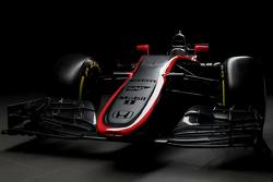 El McLaren Honda MP4-30