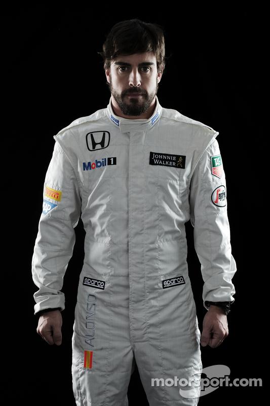 Fernando Alonso, McLaren-Honda