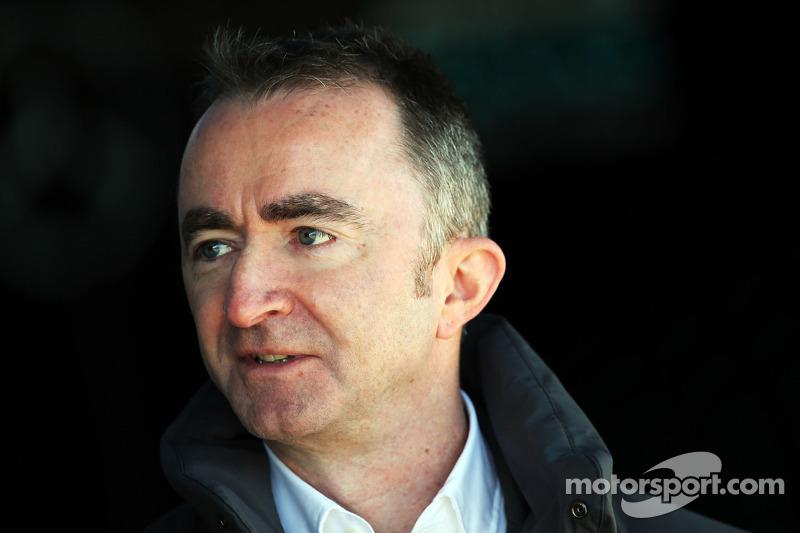 帕迪·洛维, 梅赛德斯AMG车队执行总监