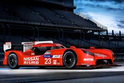 El Nissan GT-R LM NISMO