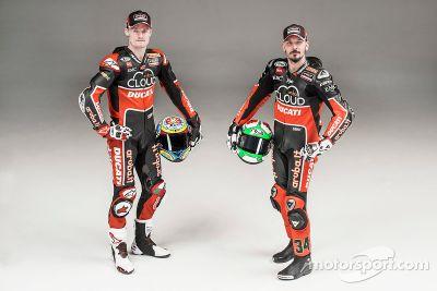 Lancement du Team Ducati