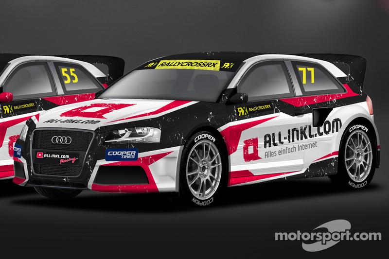 Münnich Motorsport, Audi S3