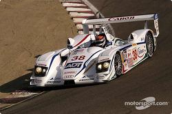 #38 Champion Racing, Audi R8: JJ Lehto, Marco Werner