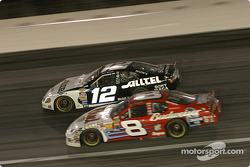 Ryan Newman and Dale Earnhardt Jr.