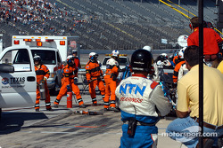Safety, Rescue, and Medial for David Reutimann