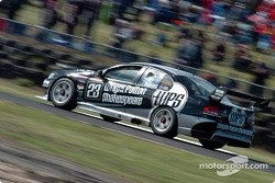 David Besnard returns to V8 Supercars after his stint in Champ Cars