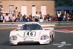 #46 Sauber Racing Sauber C7 BMW: Diego Montoya, Albert Naon, Tony Garcia