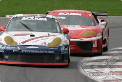#57 Stevenson Motorsports / Auto Assets Porsche GT3 RS: Chip Vance, John Stevenson, Jeff Lewis