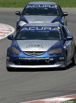 #29 Bill Fenton Motorsports Acura Acura RSX - S: Mike Liebl, Bill Fenton, Bob Endicott