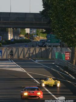 #65 Prodrive Racing Ferrari 550 Maranello: Colin McRae, Rickard Rydell, Darren Turner