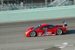 #27 Doran Racing Lexus Doran: Didier Theys, Jan Magnussen