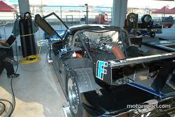 #19 Finlay Motorsports BMW Riley