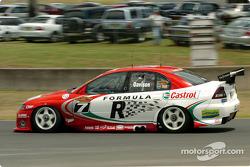 Alex Davison didn't take long to adjust to V8 Supercar racing