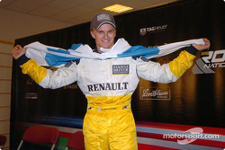 Drivers presentation: Heikki Kovalainen