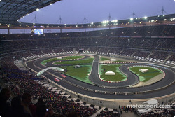 Overview of the Stade de France