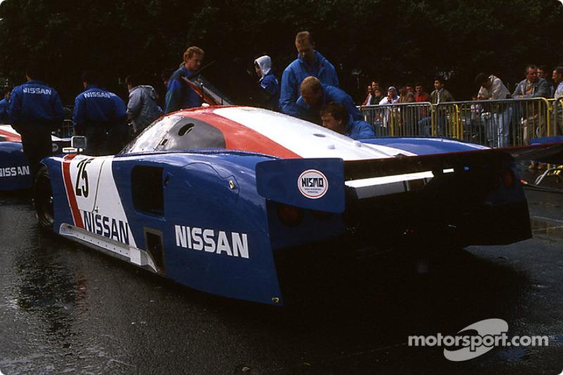 Nissan Motorsport Nissan R89C
