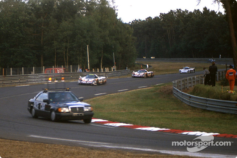Safety car out