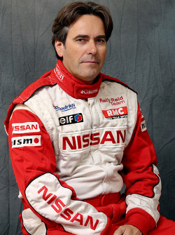 Nissan Rally Raid Team presentation: Tiziano Siviero