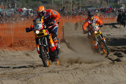 Marc Coma and Isidre Esteve Pujol