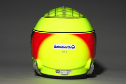 Helmet of Ralf Schumacher