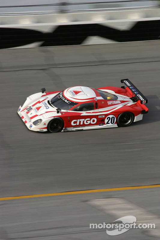 CITGO - Howard - Boss Motorsports Pontiac Crawford : Andy Wallace, Jan Lammers, Tony Stewart