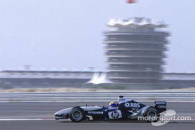 Présentation de la BMW Williams F1