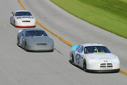 Jeff Green leads Mark Martin