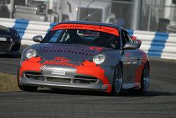 #17 Doncaster Racing Porsche 996: Dave Lacey, Greg Wilkins, Mark Wilkins