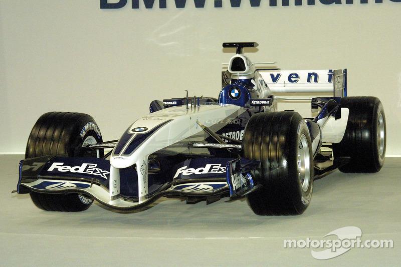 El nuevo Williams BMW FW27