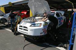 RJ Motorsports crew at work