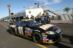 U.S. Army Chevy at technical inspection