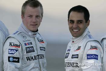 Kimi Raikkonen and Juan-Pablo Montoya could meet again in NASCAR