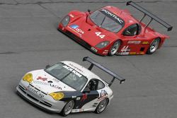 #14 Autometrics Motorsports Porsche GT3 Cup: Leh Keen, Cory Friedman, Steve Johnson, Al Bacon, #44 Doran Racing Pontiac Doran: Terry Labonte, Bobby Labonte, Bryan Herta, Jan Magnussen